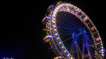 Viennas Ferrys Wheel